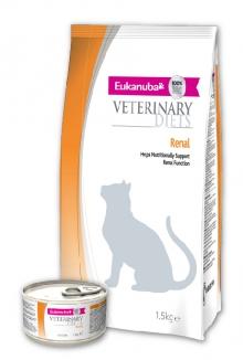 Корма при заболевании печени у котов