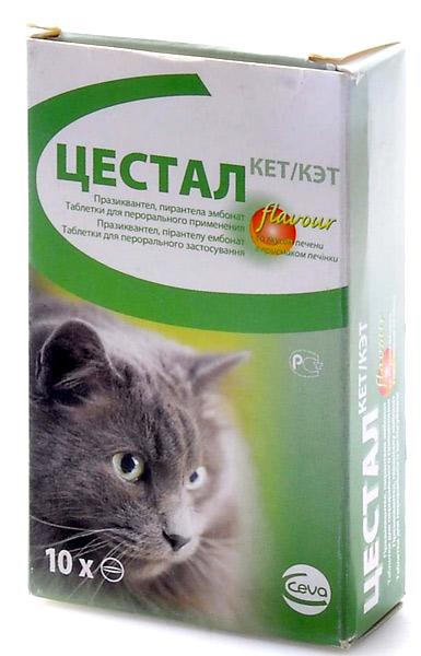 Cestal Cat инструкция - фото 3