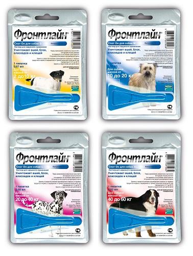 Адвантикс Для Собак Инструкция