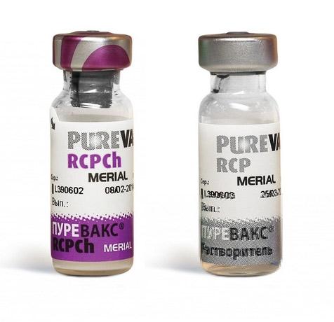 Инструкция пуревакс вакцина применению для по кошек