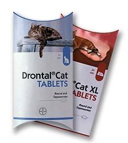 Дронтал для кошек (Drontal)